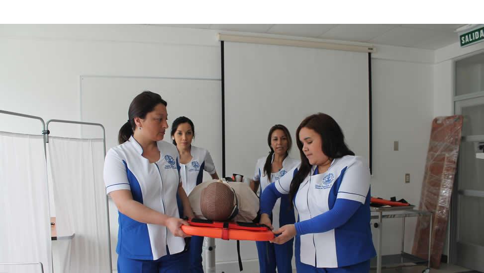 Técnico Universitario en Enfermería