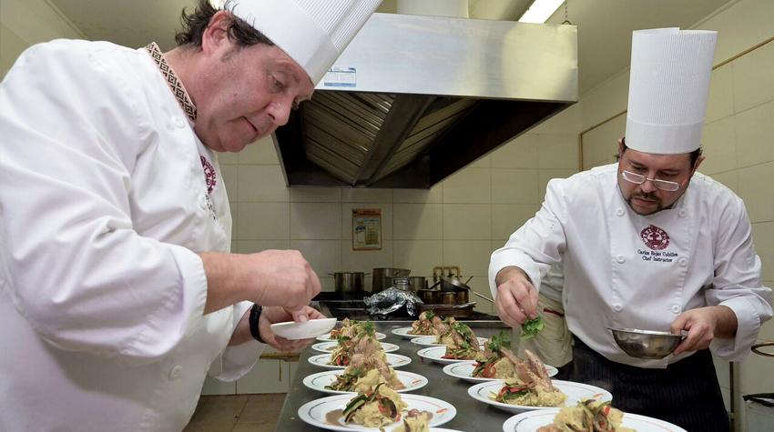 Técnico Universitario en Gastronomía Intercultural
